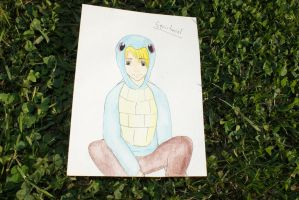 Squirtaniel, My Candy Love (Squirtle/Nathaniel) by LeSacko