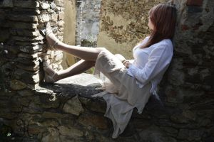 Shooting #3: Castle ruin (IMG 4) by FadingHistory