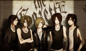 the GazettE_NLSB01 by RainNoir