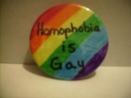Homophobia is GAY by numba1ninja