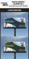 Corporate Billboard Banner Vol 8 by jasonmendes