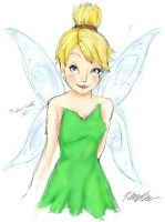 Tinkerbell. :D by amiha