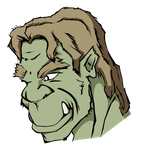 svg orc colored by panzi