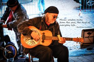 Music Man by ShannonCPhotography