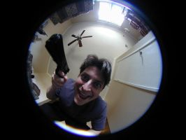 Fisheye Series - 22 GUN TIME 2 by cfstock