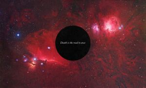 Death Is The Road To Awe by backstothewall