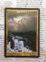 Progenitus Textless alter mtg by Patterson75