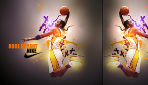 Kobe Bryant by JoshPattenDesigns