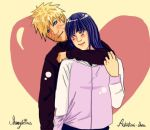 Naruto x Hinata - Collabration by shamylicious