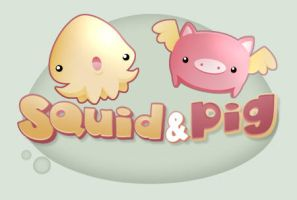 Squid and Pig... here we are by SquidPig