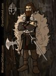 Wolves of Odin CC2 by grantgoboom