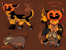 .This is Halloween by Chib-bee