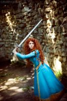 Brave - Princess Merida_9 by GreatQueenLina