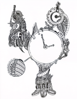 Tick Tock Clock Redux by Arkhizon