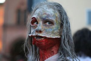 Zombie Walk Bologna 2014 by Groucho91