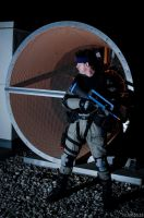 AM2 - Solid Snake 7 by Scarlet-Impaler