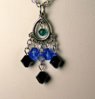 Nightmare pendant by ComparativeRarity