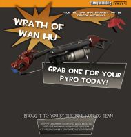 TF2 - The Wrath of Wan Hu by Ragnarokdragon