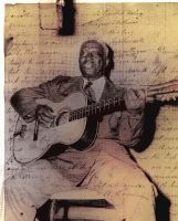 Leadbelly by JLFlores