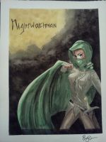 Nightwatchman by o-BS-o
