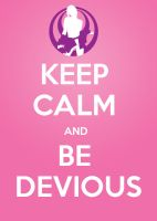 Keep Calm by CosplayDeviants
