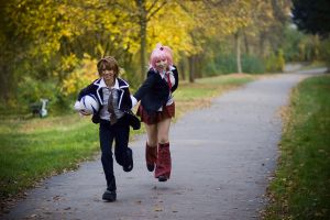 Shugo Chara - Lets go Amu by Firiless