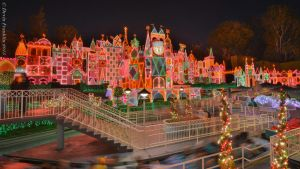 ''It's A Small World'' Holiday by NY-Disney-fan1955