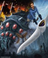 Nausicaa of the Valley of the Wind by midknight23