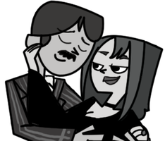 C+F week: Gomez n Morticia by nikki-kun05