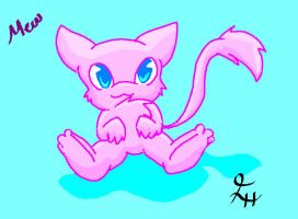 Quicky Mew by Fantailed-Hedgehog