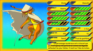 Fiche reference de Miang by DisccatFR