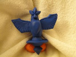 Articuno token from Pokemon 2000 by DoublerTrouble