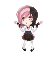 RWBY: Neo vs Neapolitan Popsicle(s) by EiraBlair