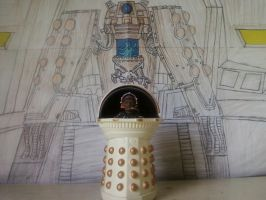 Doctor Who - Emperor Dalek Backdrop [5 of 6] by DoctorWhoOne