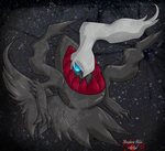 Darkrai by DeidaraEmoArtist