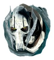 Evil Eyes - General Grievous by TolZsolt