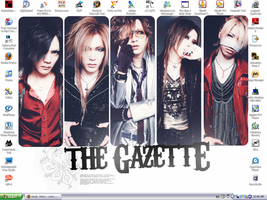 My Current Desktop by nena