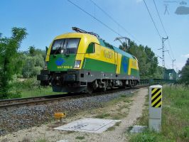 1047 504-4 alone in Gyor by morpheus880223