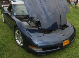 (2001) Chevrolet Corvette by auroraTerra