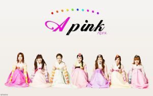 Apink Wallpaper I by itzmesher