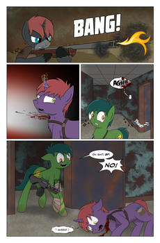 Fallout Equestria: Grounded page 88 by BruinsBrony216