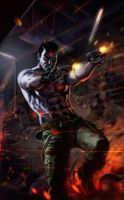 Bloodshot by dleoblack