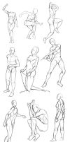 Gesture Studies 5 by EduardoGaray