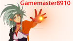 Ryoko Charging energy GIF not finished just yet by gamemaster8910