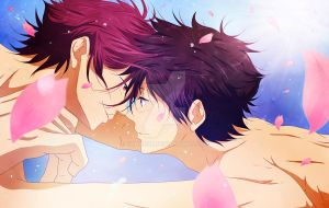 RinHaru Week - Day 1 - For all my life... by Yohao88