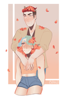you are my flower by chinkocchi