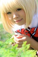Shiemi cosplay - Blue Exorcist by SheCow