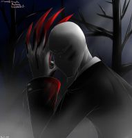 Slenderman You had seen nothing by Crazybandit1