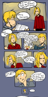 FMA- Practice Run by schellibie