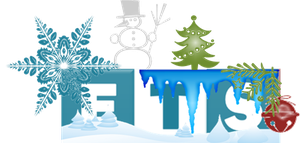 ETS Christmas Logo by ETSChannel